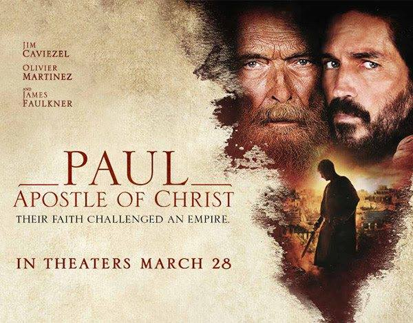 apostle paul movie